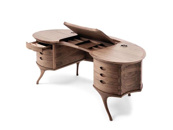 Cerisier Bois Dur : carr?e, rectangulaire ou ronde. Structure en bois de cerisier dur