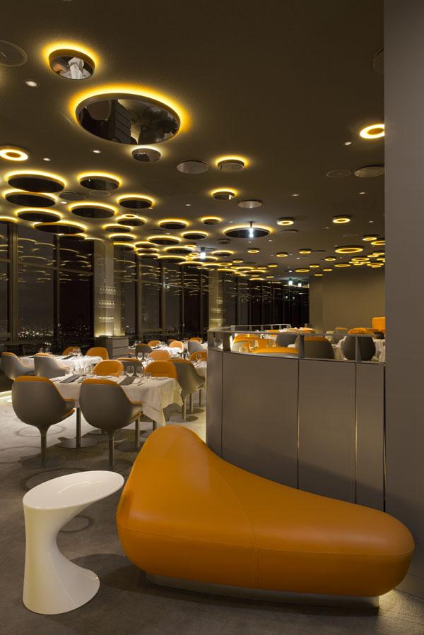 duende pr restaurant ciel de paris par no duchaufour lawrance. Black Bedroom Furniture Sets. Home Design Ideas
