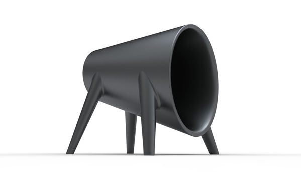 6 Bum Bum speaker blue tooth stool for Vondom By eugeni Quitllet