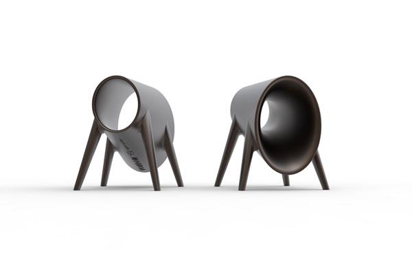 BUM BUM TORO stool for Vondom by eugeni Quitllet 1A