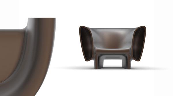 BUM BUM armchair for Vondom by eugeni Quitllet 2