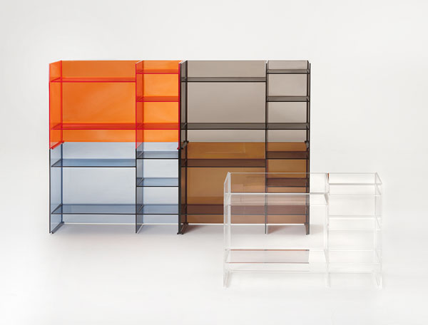 06_SOUND-RACK by Kartell by Laufen