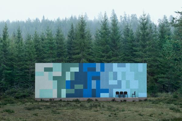 BAUXWallAcoustic-PanelsForest