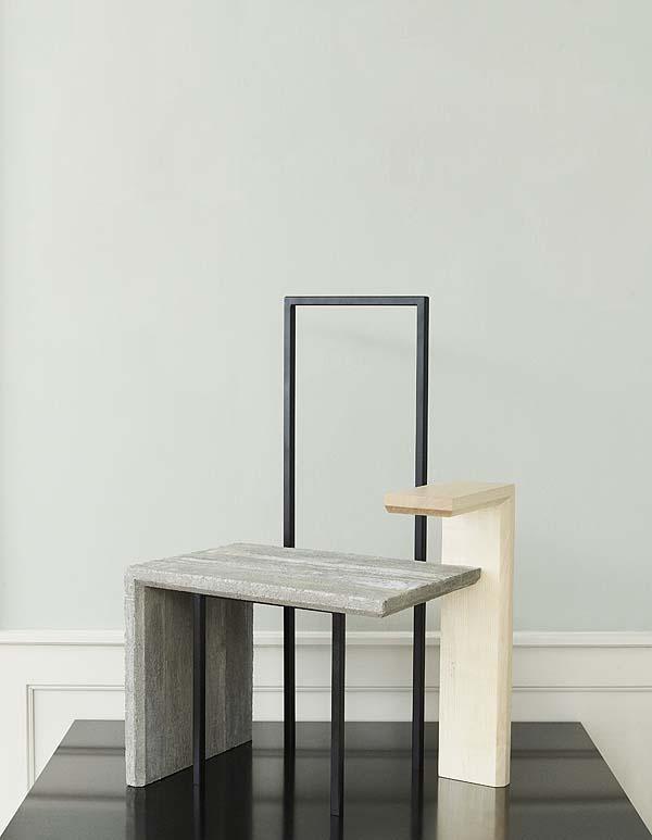 Petit, Furniture At Maison Du Danemark (Paris)