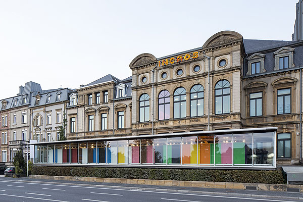 Casino Luxembourg - Forum d'art contemporain © photo Eric Chenal