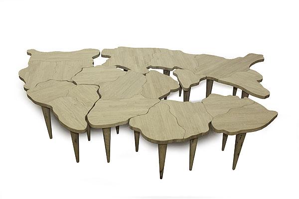 Pangea design Michele De Lucchi