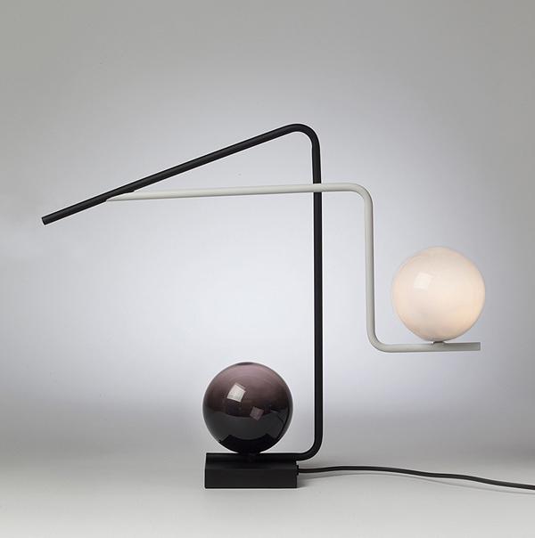 LB3 Lampe n'one eighty de Nathalie Nahon K