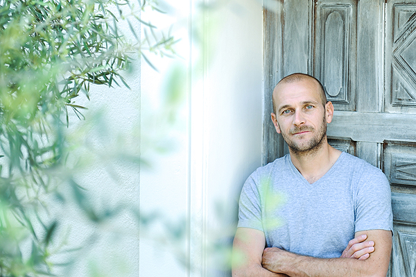 Portrait Julien CAPRON
