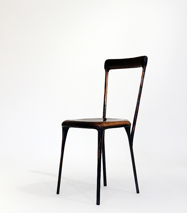 Valentin Loellmann Chaise Copper
