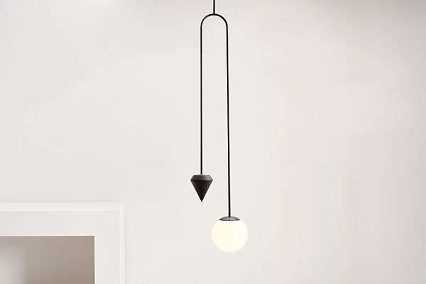 anna karlin long plumb pendant 1HD