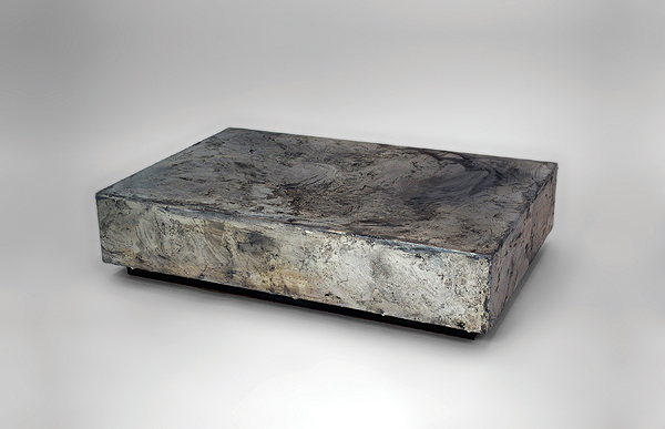 gentner_Pewter Table