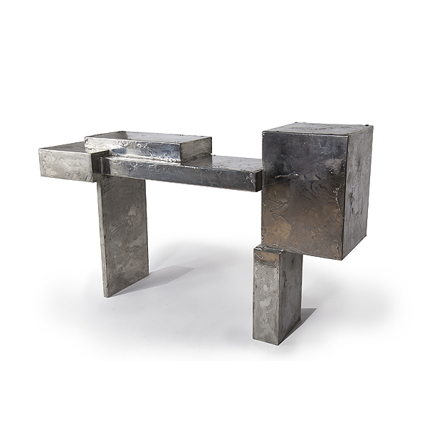 pewter console 2