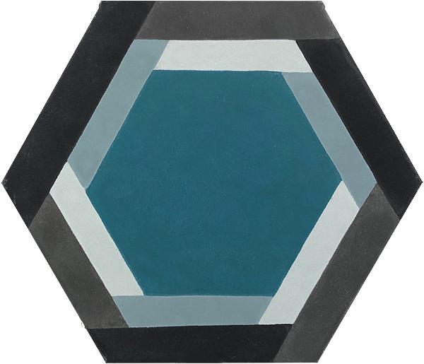 Hexagon 13