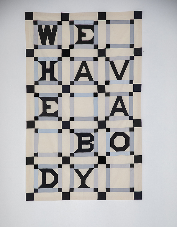 WE HAVE A BODY, 2011