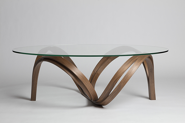 PIERRE RENART - TABLE BASSE ECLOSION - MOBILIER NATIONAL - 1